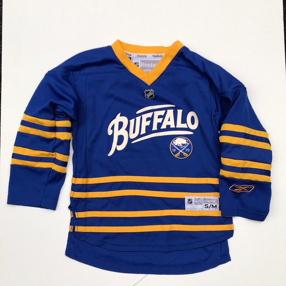 big sale 6de66 14187 Vintage style Buffalo Sabres jersey
